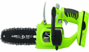 Earthwise LCS31010 Electric Chain Saw Review