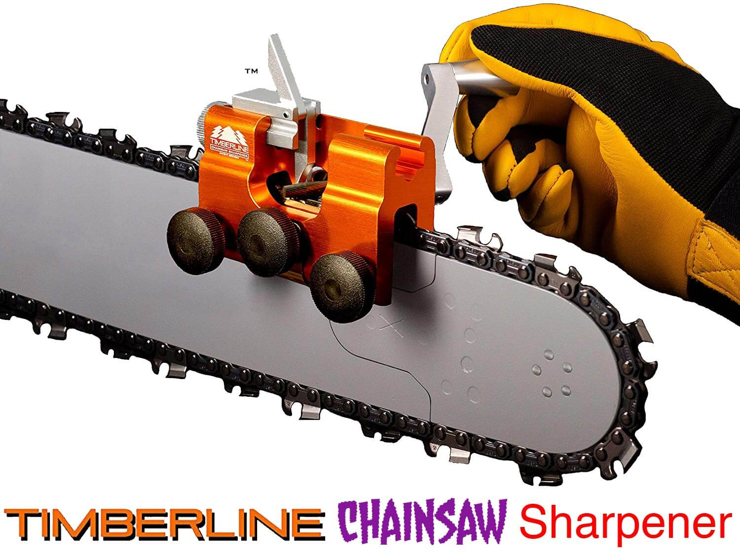 Timberline Chainsaw Sharpener